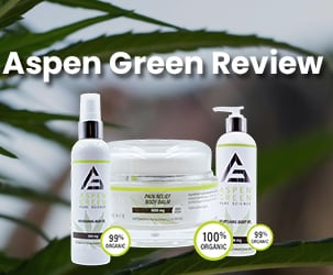 Aspen Green Review | Best Stop for Purity CBD Products
