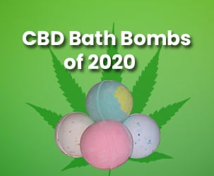Best CBD Bath Bombs to Buy in 2021