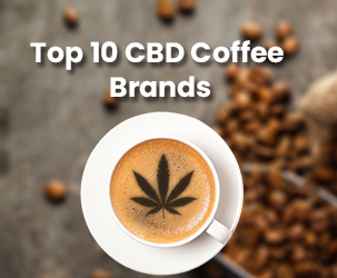 TOP 10 CBD Coffee Products to Buy in 2021