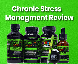 Chronic Stress Management With Hemp Bombs CBD Vape Pens