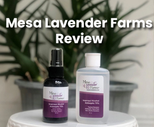 Mesa Lavender Farms Review | The Best CBD for Health Issues