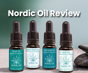 Nordic Oil Review | The Best CBD For Your Health Issues