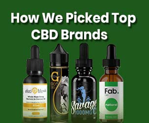 How We Picked Top CBD Brands For 2019