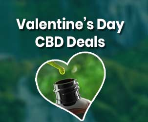 Valentine's Day CBD Gifts and Coupons 2020