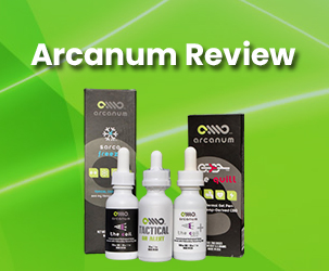Arcanum Edge Review | Best CBD To Relieve From Anxiety and Pains