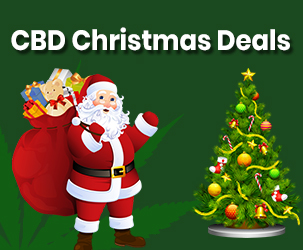 Up To 60% Off CBD Christmas Coupons & Deals