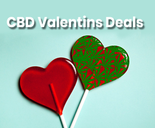 Up To 60% Off Valentine's Day CBD Oil Deals & Coupon Codes 2019