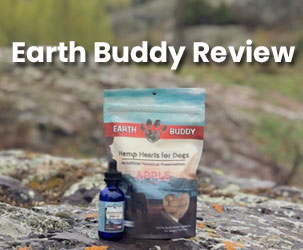 Earth Buddy Review I Holistic CBD Products For Pets