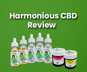 Harmonious Review I Amazing Place for Natural CBD Products