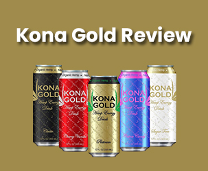 Kona Gold Review I Premier Line of Hemp Products