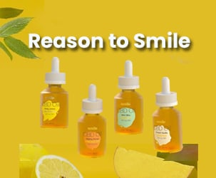 Reason To Smile Review I Natural CBD Products for Your Health
