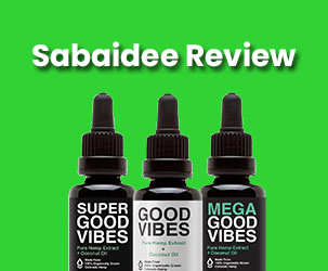SabaiDee CBD Review | The Finest and Most Effectual CBD Products