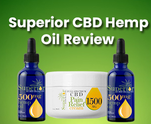 Superior CBD Hemp Oil Review | Pure Organic and Natural CBD Products