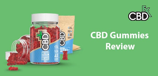 CBDfx Gummies Review 2019 | Best Gummies For Stress and Anxiety