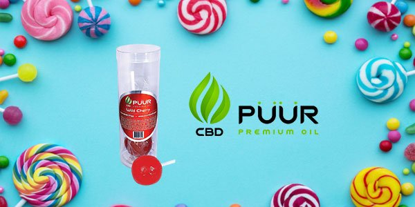 PUUR CBD Lollipops